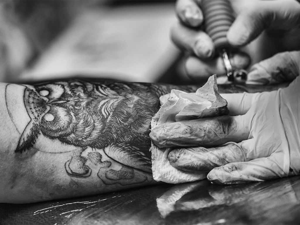 Maestro Tattoo specialize