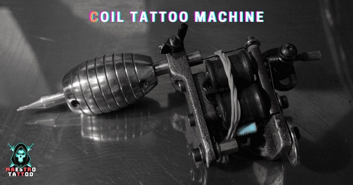 Best Coil tattoo machine featured