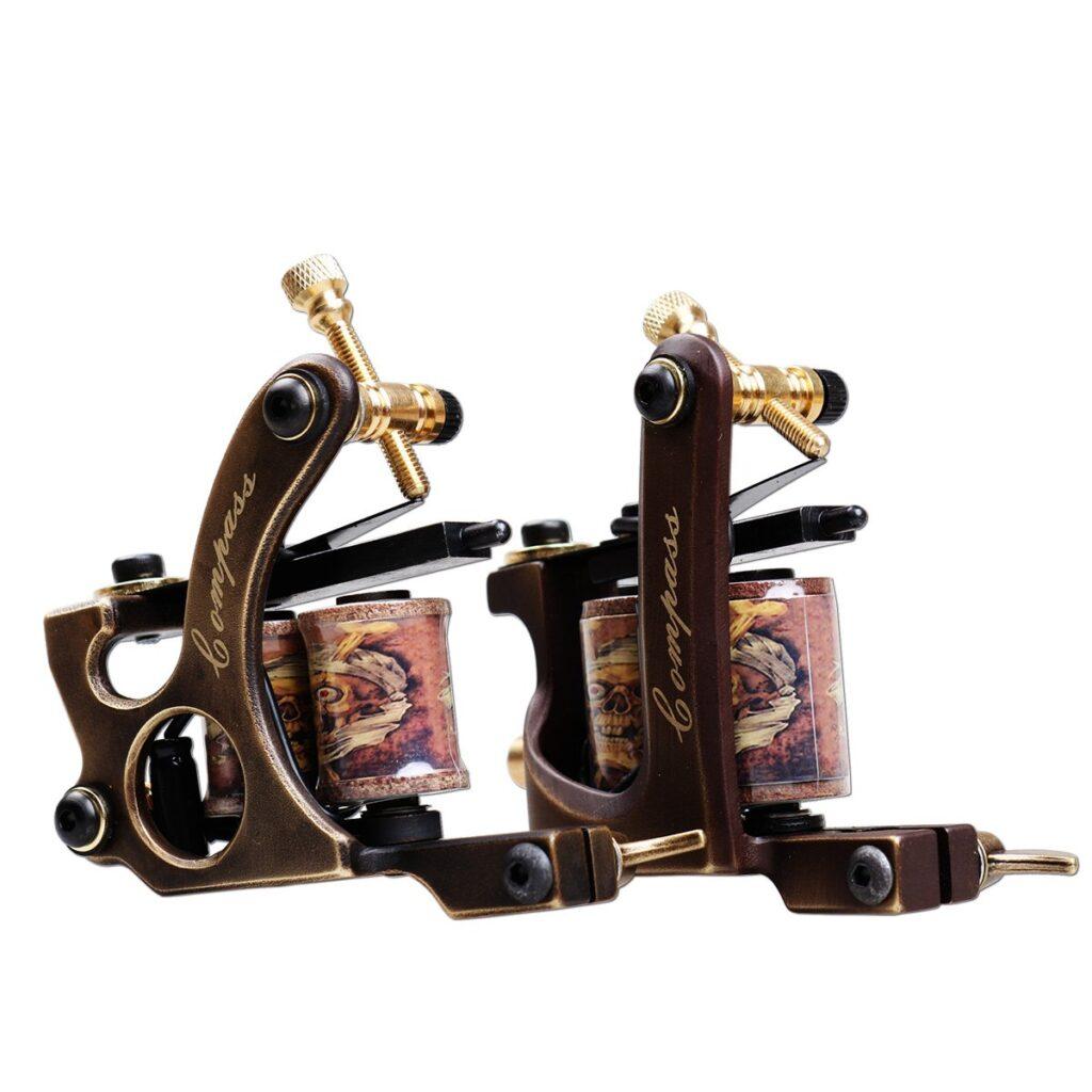 dragonhawk coil tat gun 2 piece