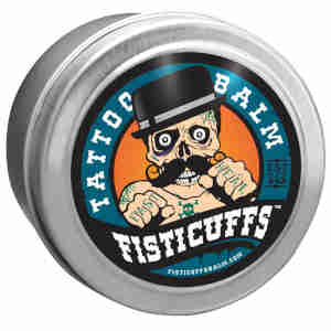Fisticuff's Tattoo Balm
